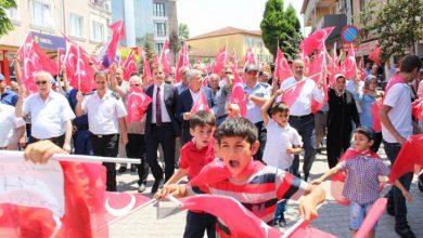 Photo of Ferizli'de 15 Temmuz Yürüyüşü