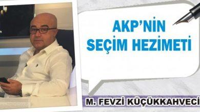 Photo of AKP'nin Seçim Hezimeti