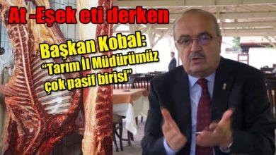 Photo of Başkan Kobal, Tarım il müdürüne fena yüklendi