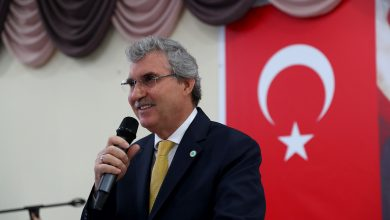 Photo of Yüce Ferizli'de müjdeyi paylaştı: