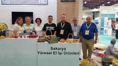 Photo of Sakarya Antalya Yörex Fuarında
