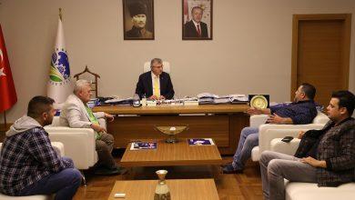 Photo of Başkan Yüce sadece Sakaryaspor'un yanındayım