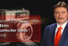 Photo of Başkan Gündoğdu'dan Dünya Gazeteciler Günü mesajı