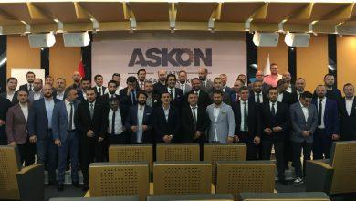 Photo of ASKON Sakarya Genel Kurul Yaptı
