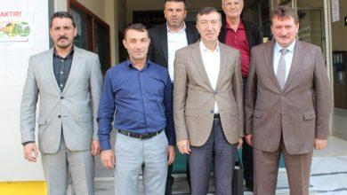 Photo of Çelik'ten Başkan Gündoğdu'ya Ziyaret