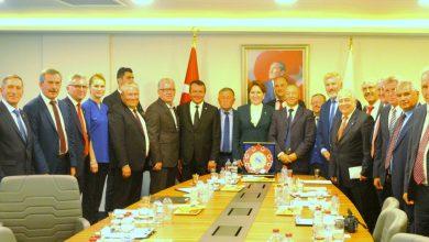 Photo of Balkan Rumeli Türkleri Konfederasyonu Ankara ziyaretleri