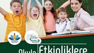 Photo of Yeni uygulamayla Okula bir hafta mola