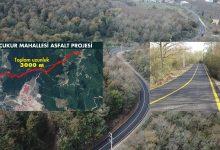 Photo of Akçukur Mahallesi sonunda asfalt yola kavuştu