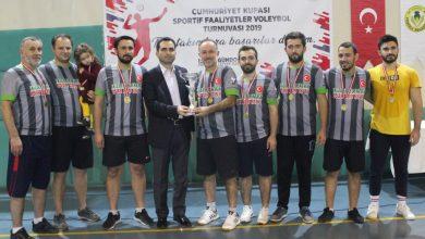 Photo of Cumhuriyet Kupasını Ferizli Esnaf Odası aldı