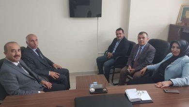 Photo of Durmuş, Ferizli milli eğitim müdürlüğünü ziyaret etti