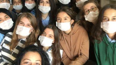 Photo of Ferizli-li öğrenciler 'Maskeme Değil Gözlerime Bak'