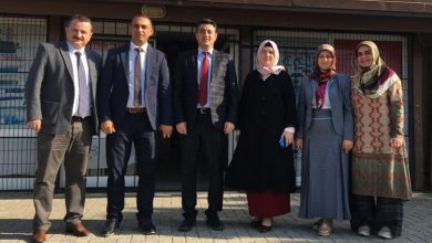 Photo of Sosyal Hizmetler İl Müdürü Ferizli SODAM'ı ziyaret etti
