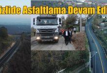 Photo of Ferizli de asfalt çalışmaları sürüyor