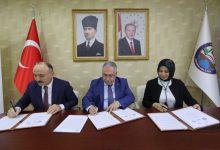 Photo of Eğitimde İşbirliği Protokolü İmza Töreni Yapıldı