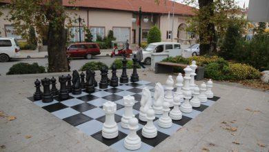 Photo of   Sapanca'nın Sokaklarında Satranç Var