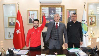 Photo of Babaoğlu Balkan Şampiyonunu Ağırladı