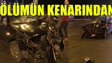 Photo of Söğütlüde Korkunç kaza ucuz atlatıldı