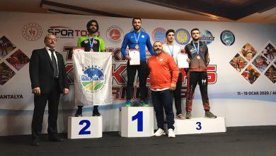 Photo of Kick Boks'ta Büyükşehirli sporcular kürsüde