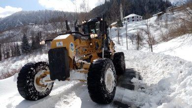 Photo of Yüksek kesimlerde karla etkin mücadele