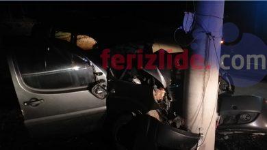 Photo of Poyrazlar'daki kazada 4 Iraklı yaralandı