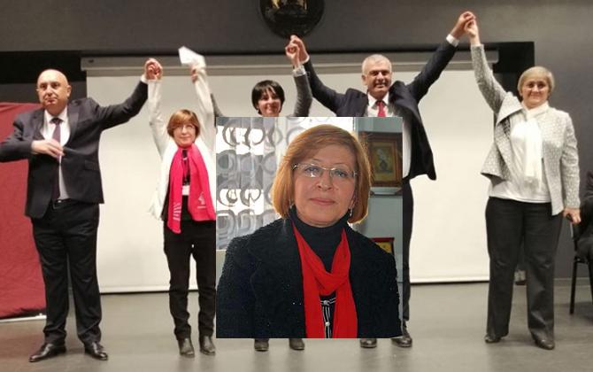 Photo of Delege 2 oy farkla Füsun Çetin dedi
