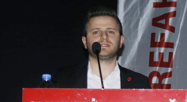 Photo of Ferizli İlçe Başkanlığına İsmail Hıra getirildi