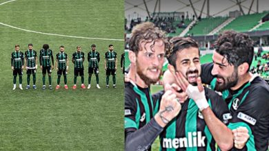 Photo of Sakaryaspor affetmedi