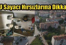 Photo of İstiklal mahallesinin SU sayaçları çalındı
