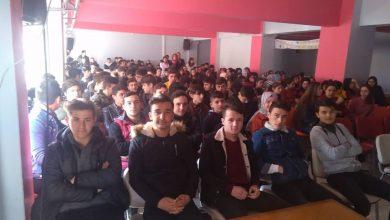 Photo of Ferizlide Meslek Lisesi öğrencilerine seminer