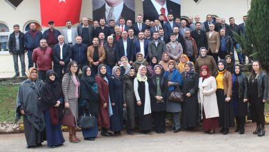 Photo of Ferizli Ak Parti İlçe Danışma Meclis Toplantısı Yapıldı