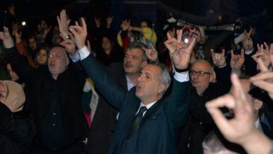 Photo of Hendek Ülkü Ocakları'ndan muhteşem gece