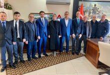 Photo of Gelecek Partisi İl Başkanı Serbes ziyaretlere devam ediyor