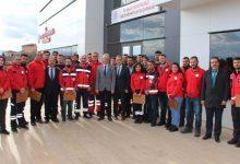 Photo of Sağlık ekibine Elazığ teşekkürü
