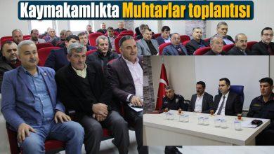 Photo of Ferizli Kaymakamlığı Muhtarlar toplantısı
