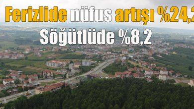 Photo of İşte Ferizli/ Söğütlü'nün yeni nüfusu