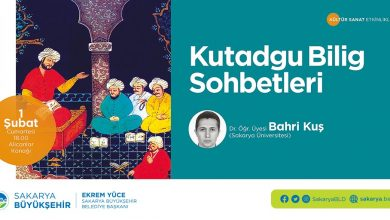 Photo of Sohbetin konusu 'Kutadgu Bilig