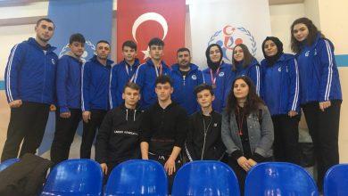 Photo of Büyükşehirli sporcular Kick Boks'ta kürsüde
