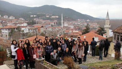 Photo of Erasmus öğrencileri şehrin güneyini keşfetti