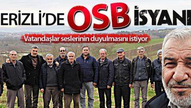 Photo of OSB'ye Böyle İsyan Ettiler