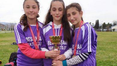 Photo of İşte Şampiyon kızlarımız