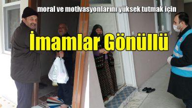 Photo of İmamlar Yardıma Koştu…