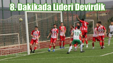Photo of Ferizlispor Lideri 1 golle yendi