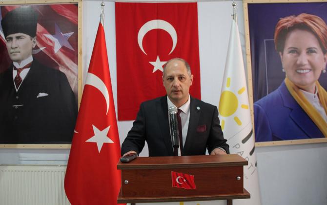 Photo of Ferizli İYİ Parti İlçe Başkanlığı'ndan açıklama