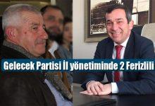Photo of Gelecek Partisine Ferizli'den 2 isim