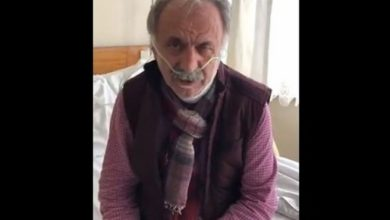 Photo of İlk vakalara bakan Profesörün testi 'pozitif' çıktı