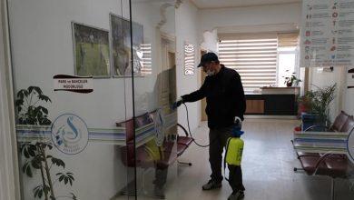 Photo of Söğütlü Belediyesinden korona önlemi