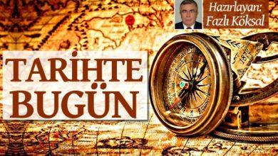 Photo of 27 Mart: Tarihte bugün