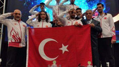 Photo of Büyükşehirli sporcudan Milli madalya