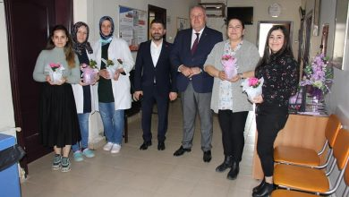 Photo of Başkan Özten Tıp Bayramını Kutladı