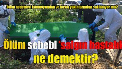 Photo of Peki, Ölüm sebebi 'salgın hastalık' ne demektir?